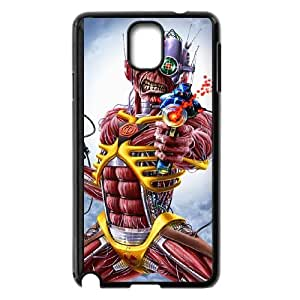 Samsung Galaxy Note 3 Cell Phone Case Black Iron Maiden DTY Body Glove Phone Case