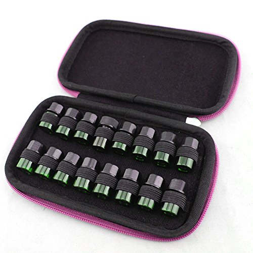 Portable Essential Carrying Case Bottles product image