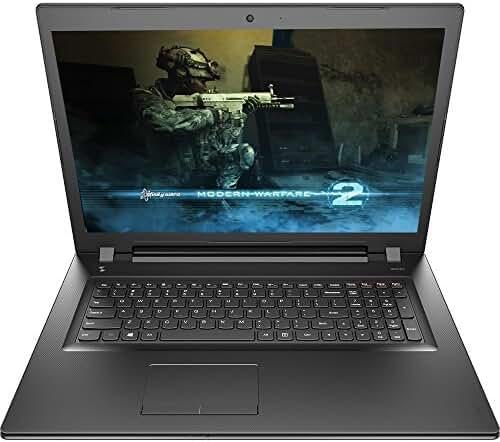 2017 Premium High Performance Lenovo Laptop PC 15.6-inch HD+ Display Intel Core i7-6500U Processor 12GB DDR4 RAM 1TB HDD 802.11ac Wifi DVD-RW HDMI Webcam Bluetooth Dolby Audio Windows 10-Black