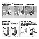 "ChargerCity Heavy Duty Flexible 22"" Aluminum"