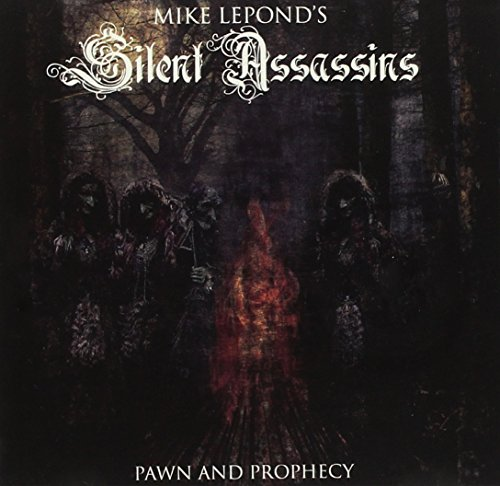 CD : Mike Leponds Silent Assassins - Pawn & Prophecy (CD)