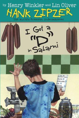 I Got a D in Salami #2 (Hank Zipzer) -