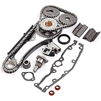 SCITOO Timing Chain Kits Fits Timing Chain Engine 1991 1992 1993 Nissan NX 1995 1996 1997 1998 Nissan 200SX 1991 1992 1993 1994 1995 1996 1997 1998 1999 ...