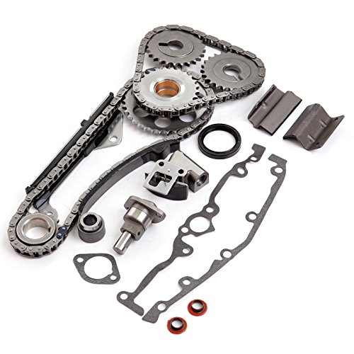 SCITOO Timing Chain Kits fits for Timing Chain engine 1991 1992 1993 Nissan NX 1995 1996 1997 1998 Nissan 200SX 1991 1992 1993 1994 1995 1996 1997 1998 1999 Nissan Sentra