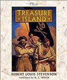 Treasure Island, Robert Louis Stevenson, 0689854684