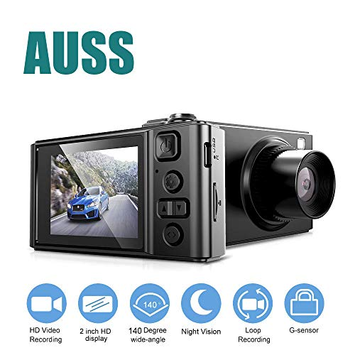 Driving Recorder 1080P Full HD Sprint Camera Cycle Recording (with 16G Memory Card) (Sprint Note 3 Motherboard)