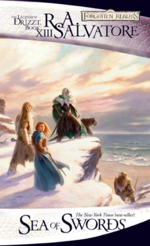 Sea of Swords: The Legend of Drizzt, Book XIII pdf epub