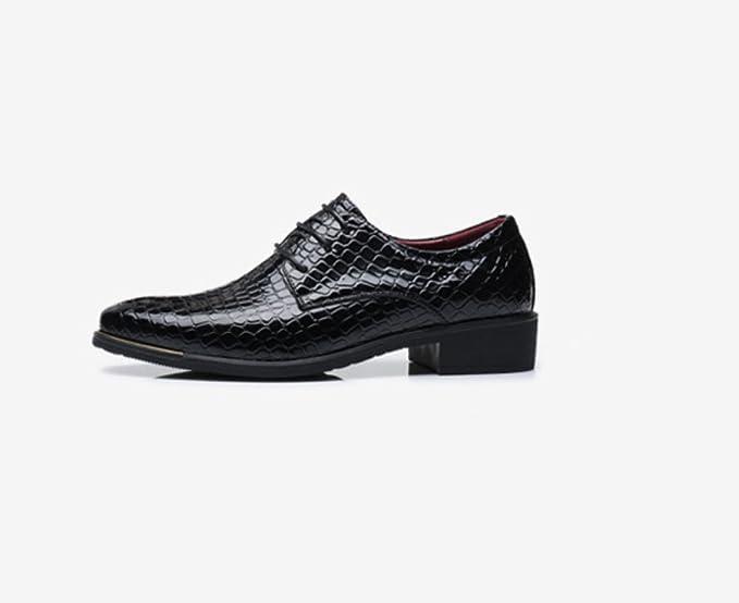 SHANGWU Nuevos Zapatos Casuales de los Hombres de la Marea Modelos ...