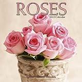 Roses Calendar - 2015 Wall calendars - Garden Calendars - Flower Calendar - Monthly Wall Calendar by Avonside