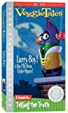 Larryboy & The Fib From Outer Space (Veggie Tales) A Lesson in Telling the Truth [VHS]