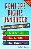 The Renters Rights Handbook, Robert Shemin, 0964915316