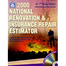 2000 National Renovation & Insurance Repair Estimator: With Data from the Rutlidge Institute