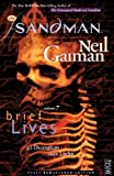 Front cover for the book The Sandman: Brief Lives by Neil Gaiman