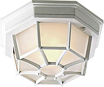 Craftmade Z389-04 One Light Flushmount