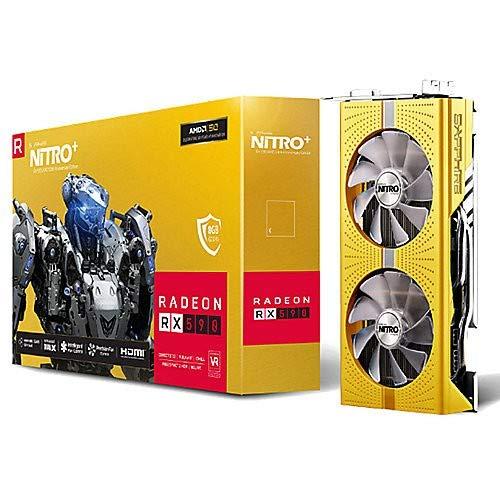 SAPPHIRE 11289 07 20G Tarjeta gráfica Radeon RX 590 8 GB GDDR5 256 bit 5120 x 2880 Pixeles PCI Express x16 3 0