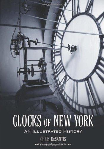 Clocks of New York: An Illustrated History (Chris Watch Box)