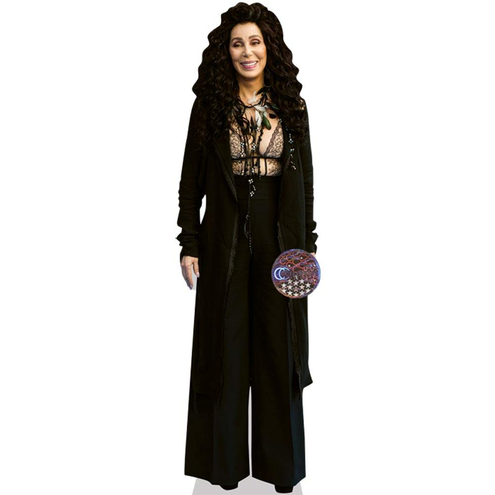 Cher (2018) Life Size Cutout by Celebrity Cutouts