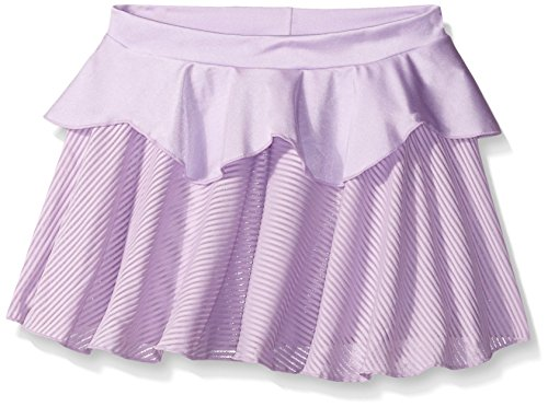 Capezio Big Girls (7-16) Anastasia Skirt, Lavender, Medium (7-8) Capezio Dance Skirt