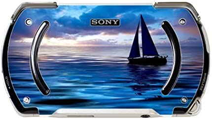 Sailboat PSP Go Vinyl Decal Sticker Skin by Compass Litho by Compass Litho
