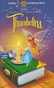 Amazon.com: Thumbelina [VHS]: Jodi Benson, Gary Imhoff ...