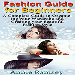 Fashion Guide for Beginners Audiobook