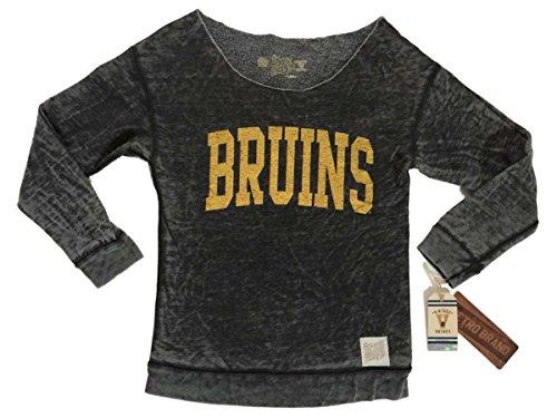 Boston Bruins Ladies Hoody Sweatshirt - 8