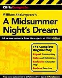 CliffsComplete A Midsummer Night's Dream, Books Central