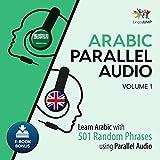 Arabic Parallel Audio: Learn Arabic with 501 Random Phrases using Parallel Audio - Volume 1
