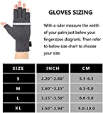 2 Pairs Arthritis Compression Gloves for