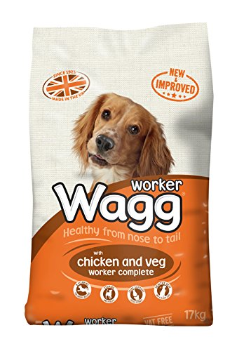 Wagg Dog Food Worker