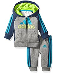 Adidas Baby Boys' Warm up Set