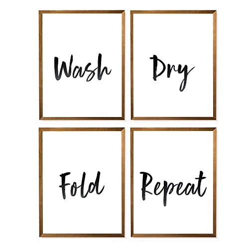 picture about Printable Room Decor called Clean Dry Fold Repeat Print, Printable Artwork, Humorous Indication Poster, Laundry House Decor, Laundry Wall Print, Superb Typography Reward, Residence Wall Decor - Fastened of