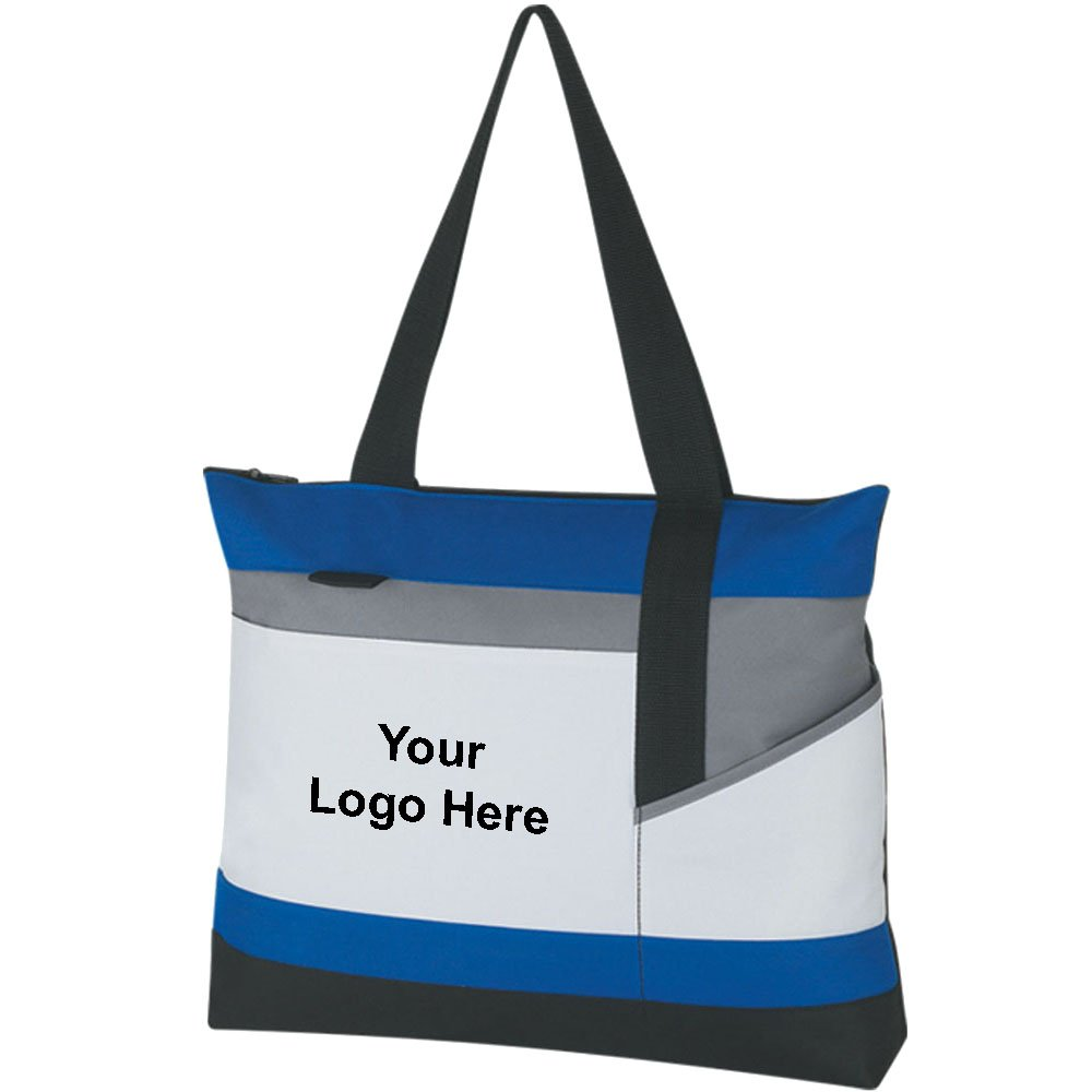 Advantage Tote Bag – 100 Quantity - $4.99 Each - PROMOTIONAL PRODUCT / BULK / BRANDED with YOUR LOGO / CUSTOMIZED