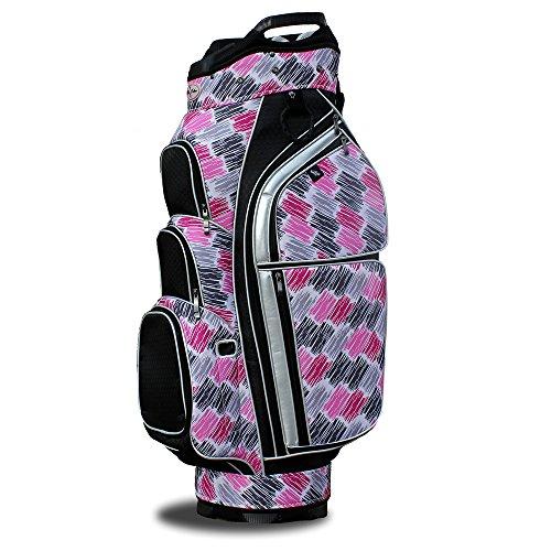 拮抗スケジュールフレアTaboo Fashions レディースゴルフカートバッグ 魅力的 デザイナー 軽量