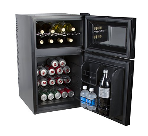 Kalorik Beer Cooler Black Mini Fridge