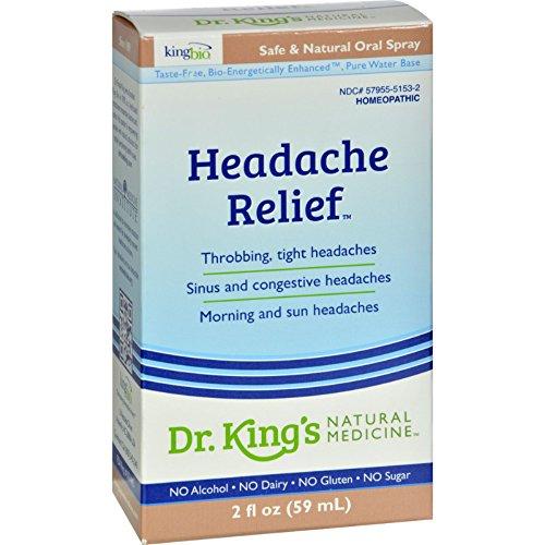 King Bio Headache Relief - 9