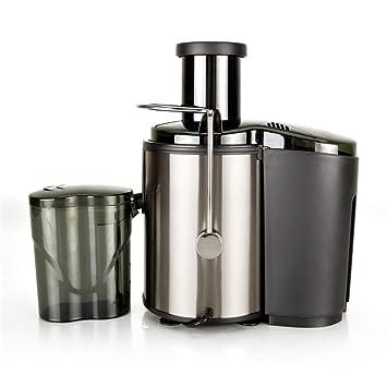 Extractor de exprimidor multifunción para uso doméstico, 800 W, 110 V, duradero, práctico, enchufe de EE. UU. negro: Amazon.es: Hogar