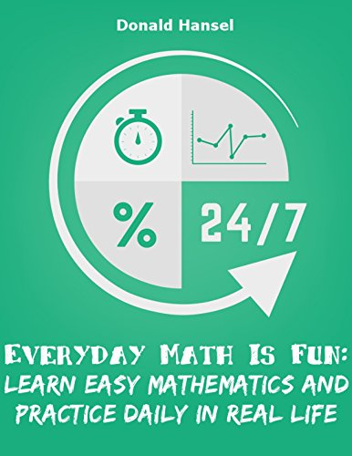 #freebooks – Everyday Math Is Fun: Learn Easy Math and Practice Daily (free for 3 days ONLY)