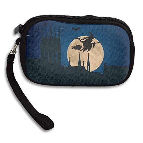 Anime Blue Witch Wallet - 1