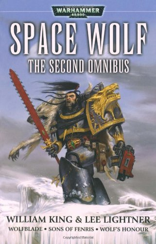 The Space Wolf Second Omnibus pdf epub
