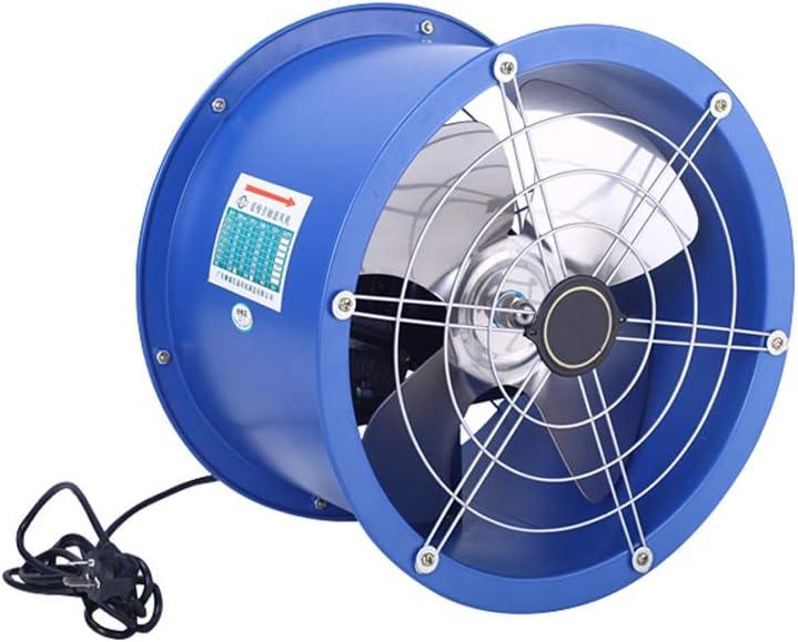 Ventilador Industrial Industrial, Extractor, Extractor de Cocina de 12 Pulgadas/Campana extractora, Potente Ventilador de ventilación Industrial silencioso: Amazon.es: Hogar