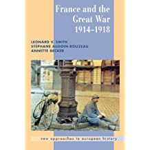 France and the Great War
