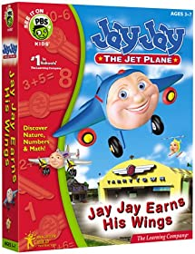 Amazon Com Jay Jay Earns His Wings Pc Mac Video Games
