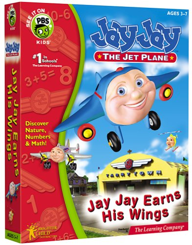 Jay Jay Earns His Wings - PC/Mac