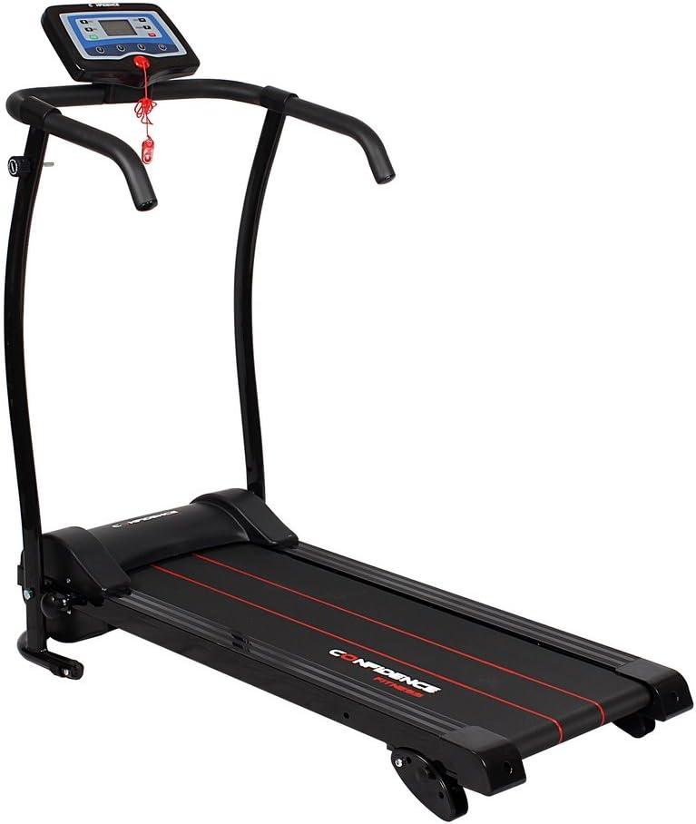 Confidence Fitness Confidence Power Trac Treadmill