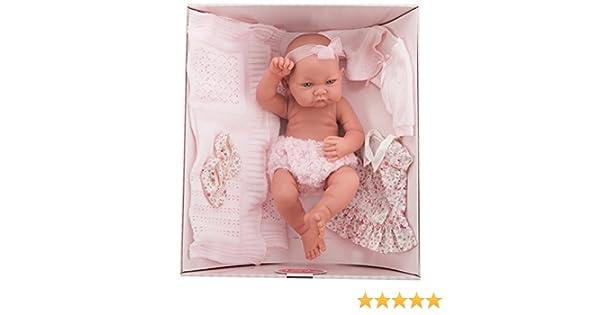 Dolls Antonio Juan Doll Nica Trousseau, Pink (5073)