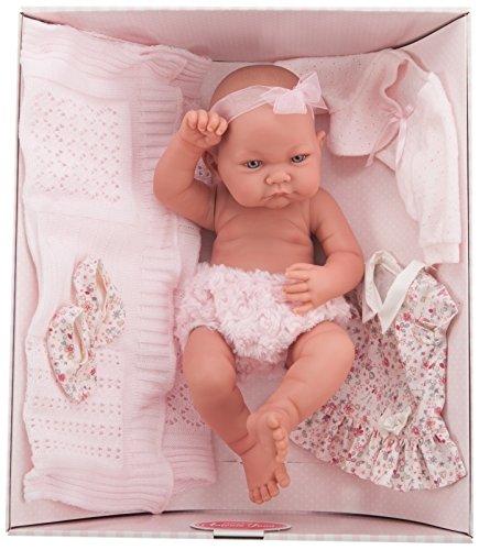 - Dolls Antonio Juan Doll Nica Trousseau, Pink (5073)