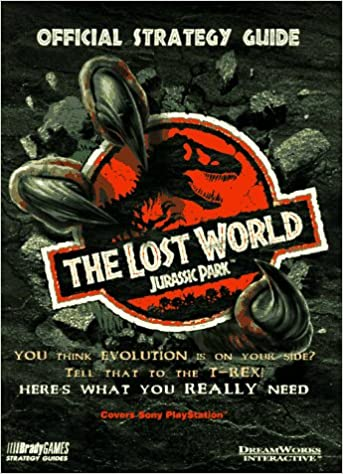 The Lost World Jurassic Park Official Strategy Guide Bradygames 0752073671181 Amazon Com Books