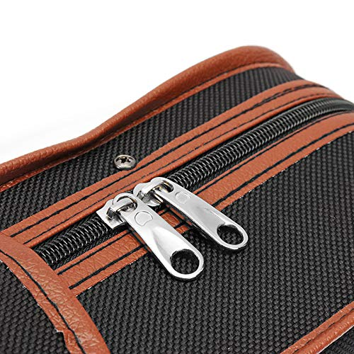 Zebra 4/4 Portable Violion Box Case with Humidity table Straps locks Waterproof Comfortable Stringed Instruments Accessories