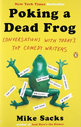 Poking a Dead Frog: Conversation...